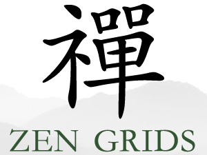 Zen Grids for Thematic Image